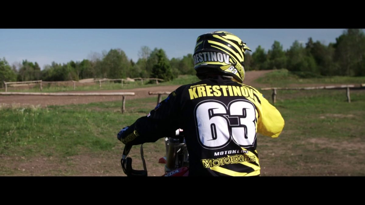 Dokumentaalfilmi Raudmees. Andres Krestinov trailer