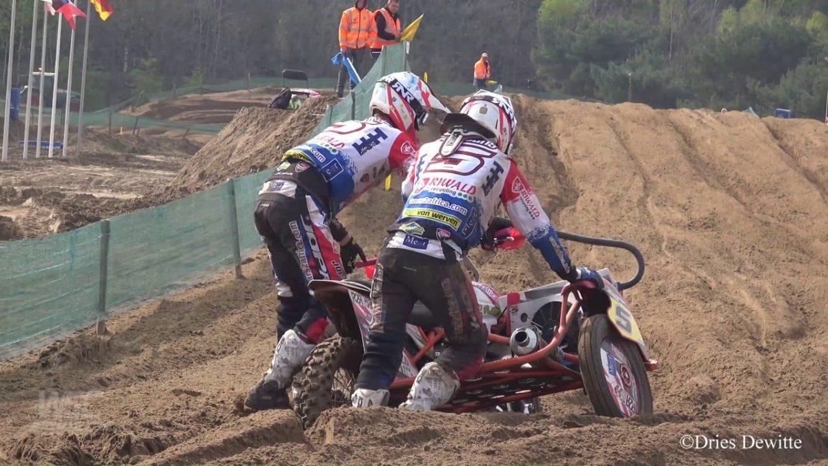 Külgvankrite motokrossi MM 2019, Lommeli kvalifikatsioon, Dries Dewitte