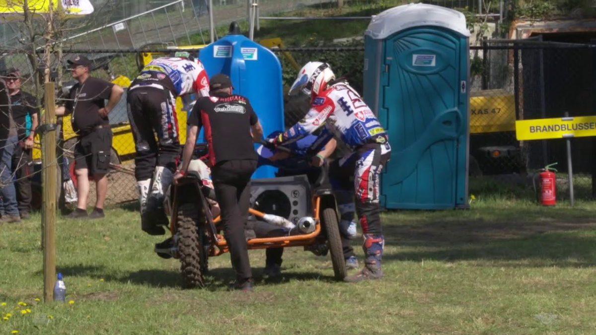 Külgvankrite motokrossi MM 2019, Oldebroek kvalifikatsioon, WSC sidecarcross