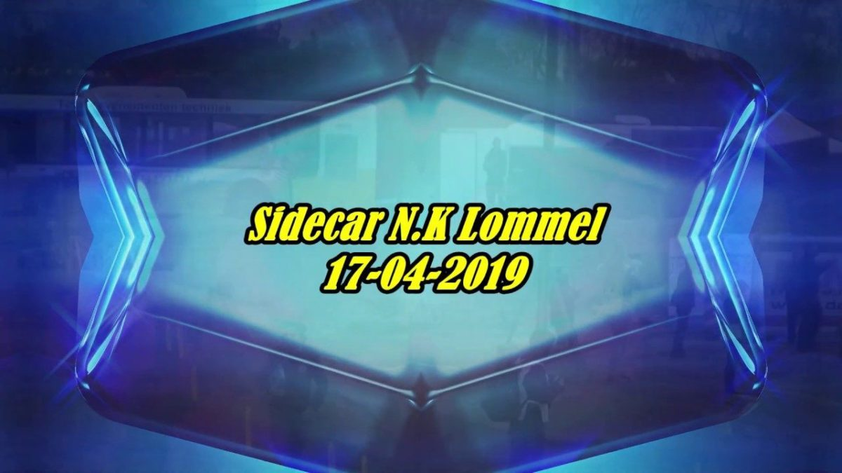 Külgvankrite motokrossi MM 2019, Lommeli sõidud, Ronald Borkus