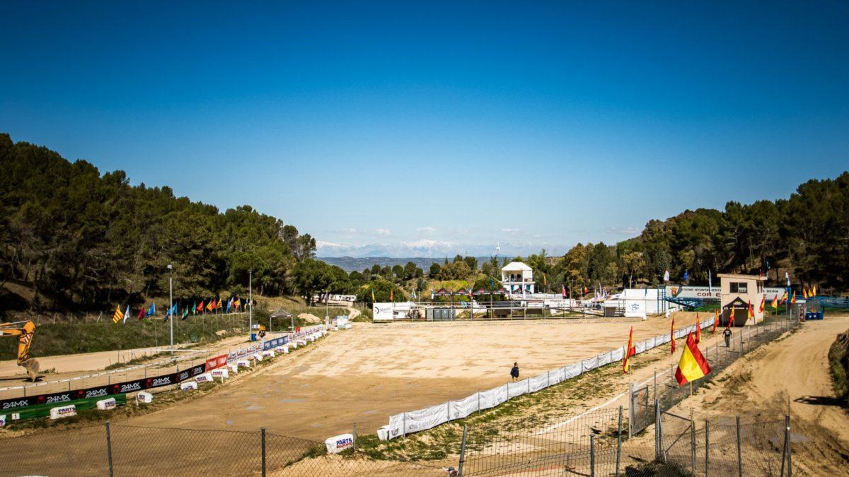 Külgvankrite motokrossi MM 2019, Talavera