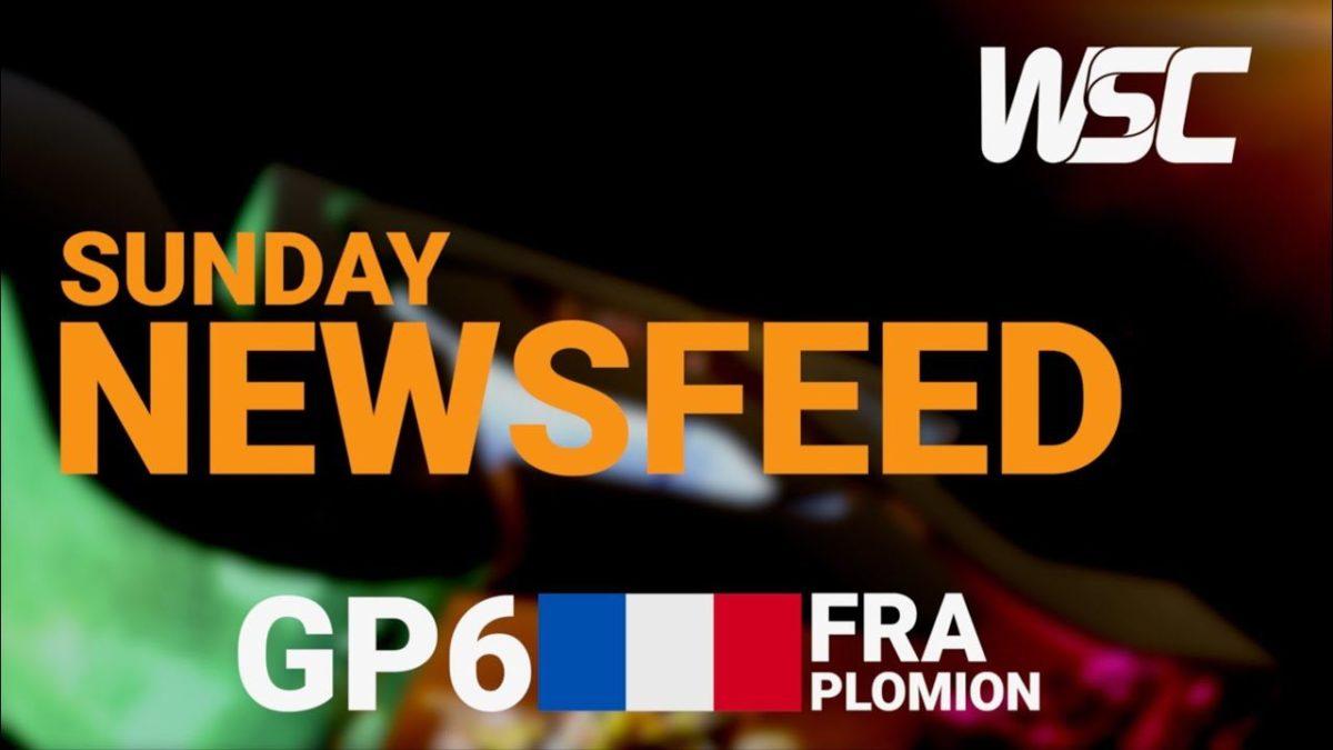 Külgvankrite MM 2019 Prantsusmaa Plomion etapi sõitude videkokkuvõte – WSC Sidecarcross