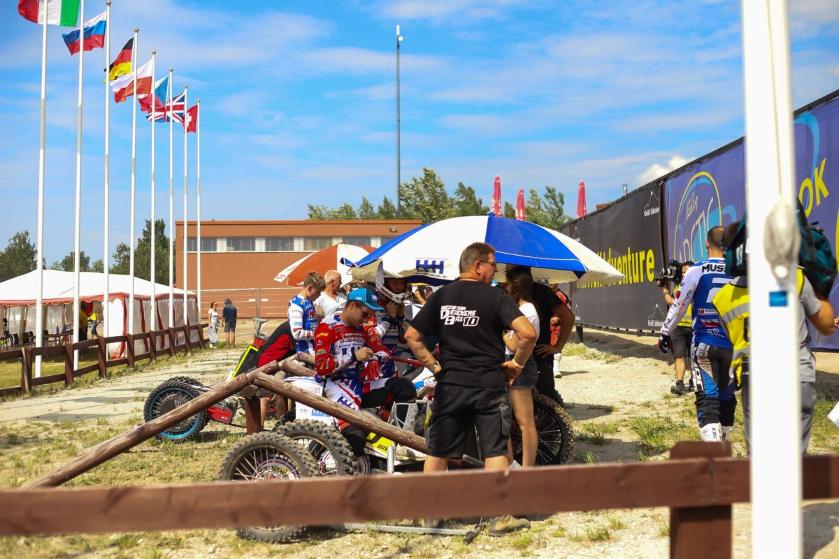 Sidecarcross World Championship standing 2019