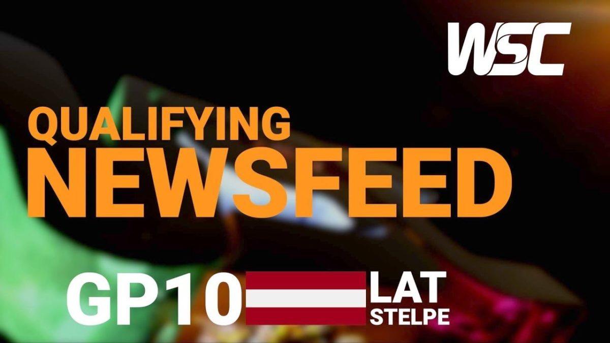 Külgvankrite MM 2019 Läti Stelpe etapi kvalifikatsioonide video – WSC Sidecarcross