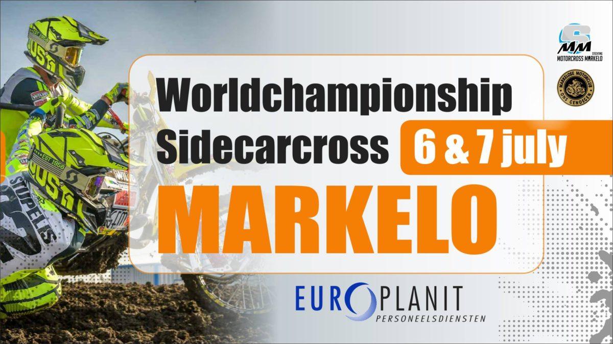 Külgvankrite MM 2019 Markelo etapi sõitude tulemused ja videod