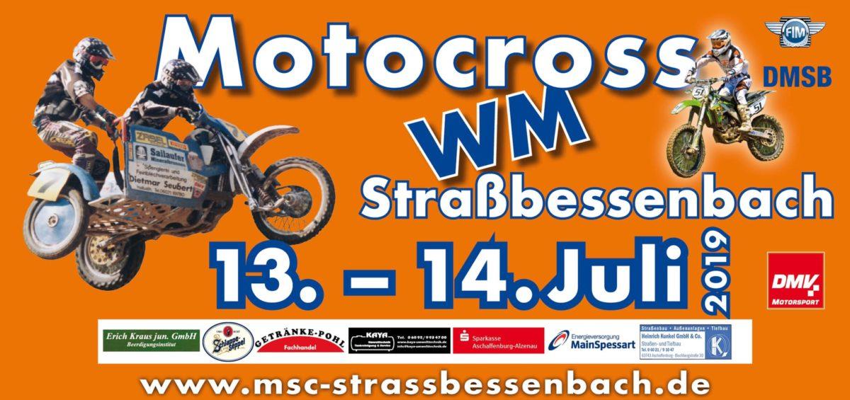 Külgvankrite motokrossi 2019 Saksamaa, Strassbessenbachi etapi sõitude tulemused