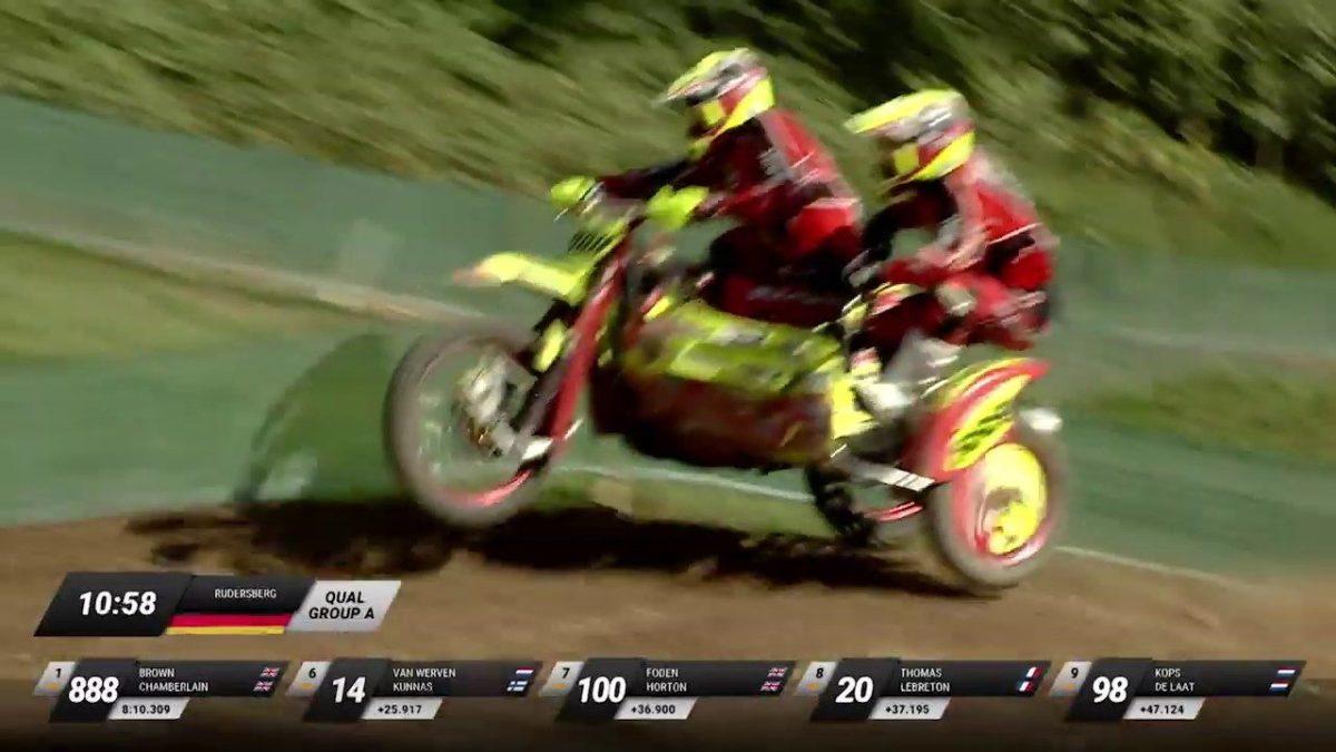Külgvankrite MM 2019 Saksamaa Rudersbergi kvalifikatsioonide kokkuvõttev video – WSC Sidecarcross