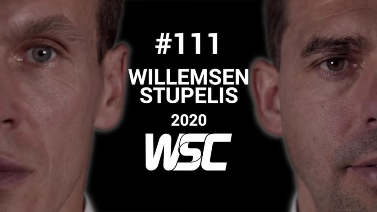 2020 – Külgvankrite MM meeskond: Daniel Willemsen ja Kaspars Stupelis