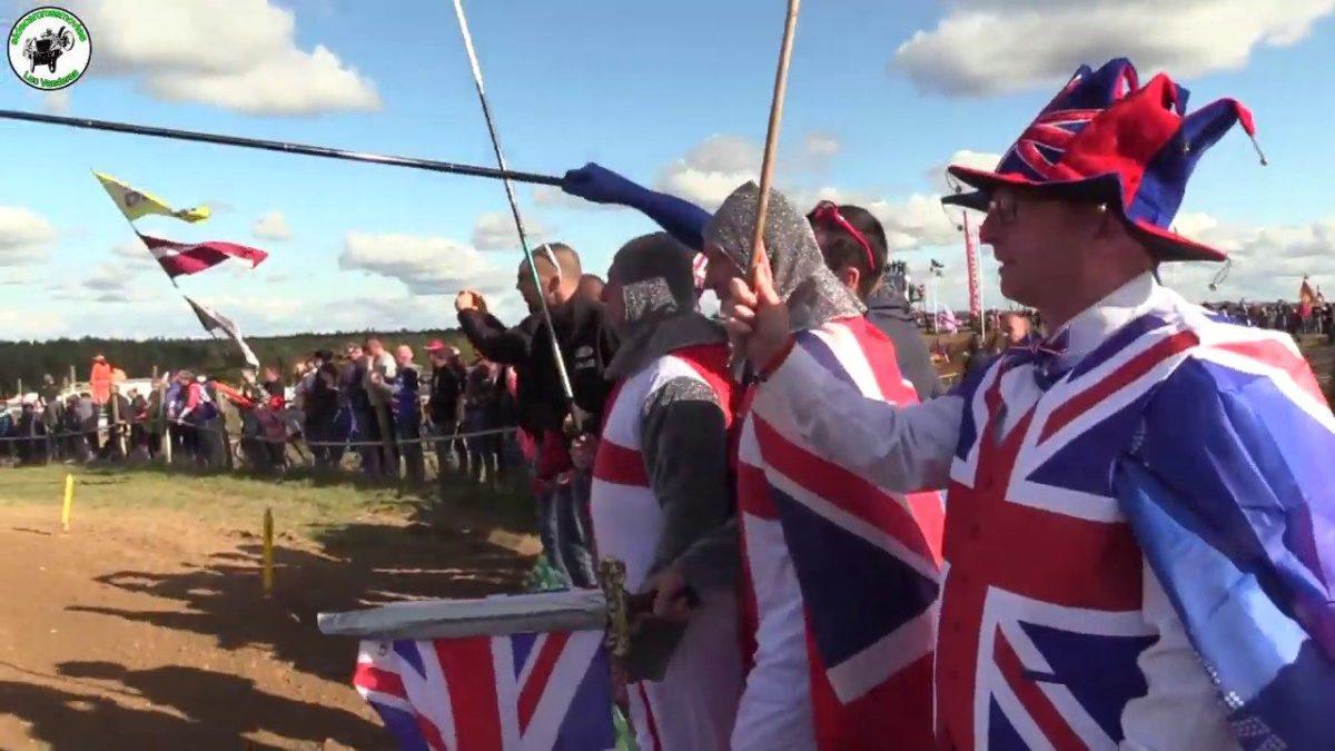 Külgvankrite Euroopa Rahvuste motokrossi 2019 sõitude video – Luc Vanderaa
