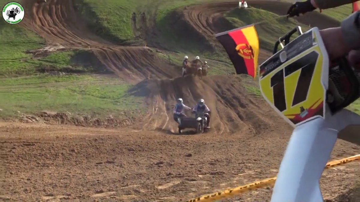Külgvankrite Euroopa Rahvuste motokrossi 2019 kvalifikatsioonide videod – Luc Vanderaa