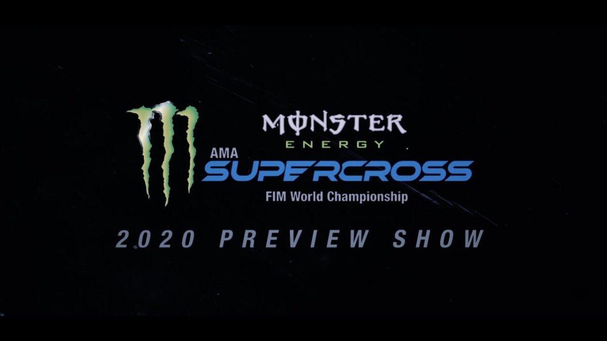 AMA Supercross 2020 eelvaade
