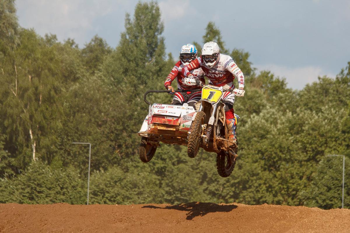 Nädalavahetusel peeti Stelpes külgvankrite motokrossivõistlus