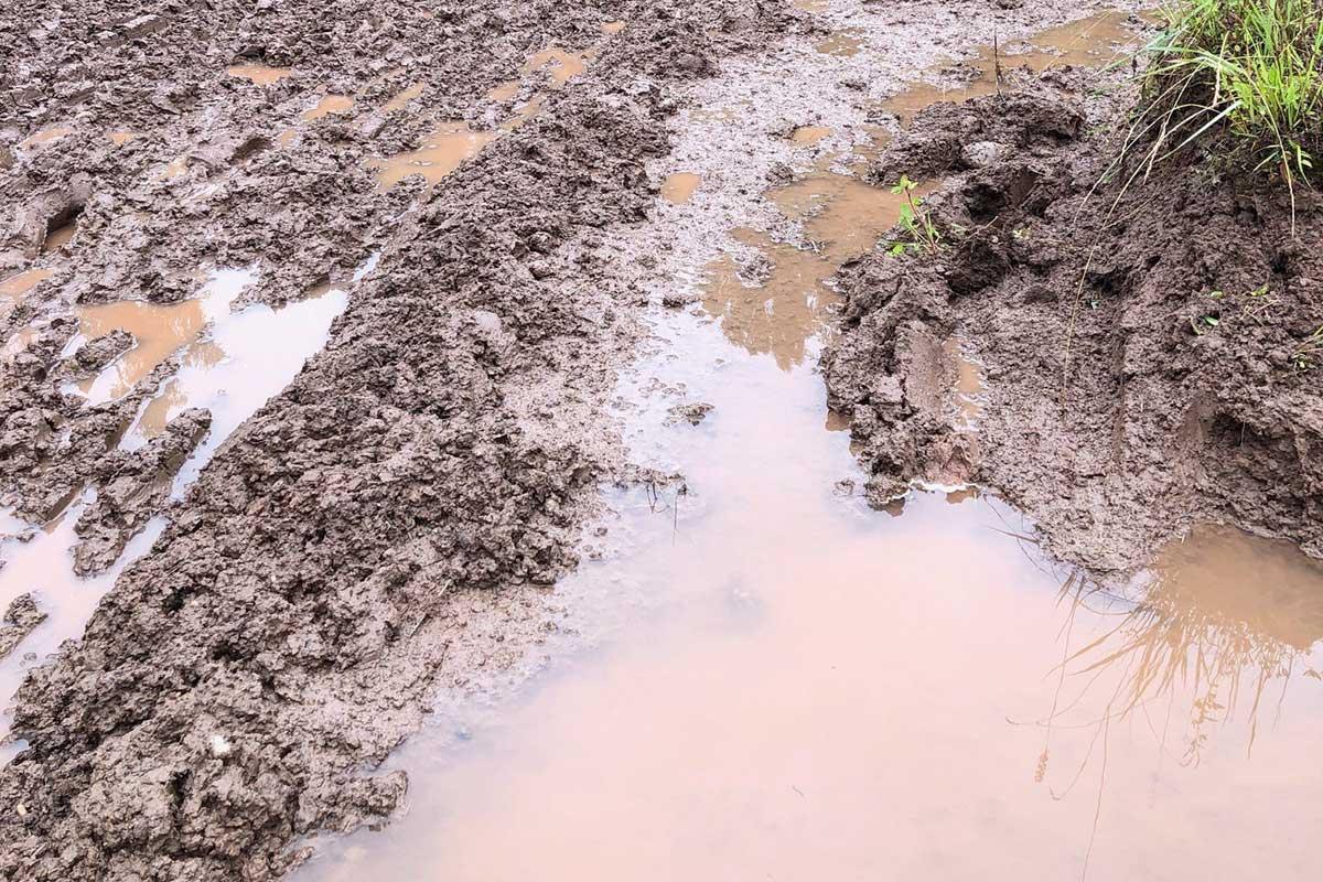 Karksi-Nuia motokrossi teine päev jäeti ära keeruliste ilmaolude tõttu